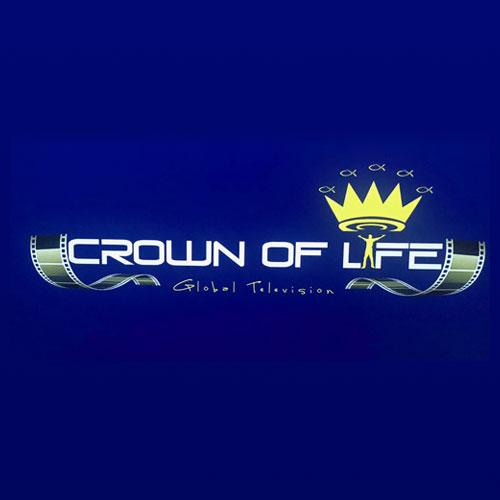 Crown of Life Global Television logo